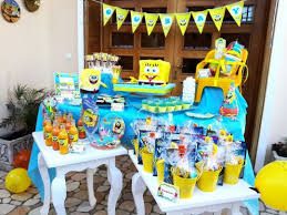 spongebob sweet table cake by sweetcakes cakesdecor