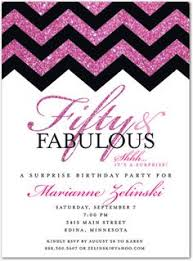 50 and fabulous birthday invitations choice image invitation