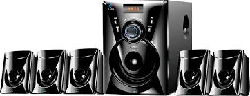 flipkart home theater 5 1 i kall ta 111 portable home audio speaker black amazon in