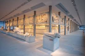 Parthenon Interior Visit Greece Parthenon