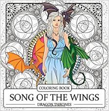 song wings coloring book dragons coloring book