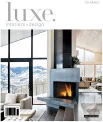 luxe home interiors luxe colorado 2015 tori golub interior design