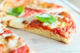 Bread Machine Pizza Dough With All Purpose Flour Semolina Pizza Crust Fifteen Spatulas