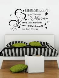 wandtatoo schlafzimmer für jedes pärchen geeignet wandtattoo valentinstag