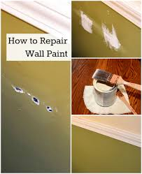 How To Get Paint Off Walls by How To Touch Up Wall Paint A Proverbs 31 Wife