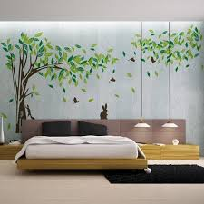 bedroom wall stickers living room wall decals bedroom wall sticker tv background wall