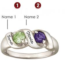 2 mothers ring melodic rounds s ring sterling silver jewelers