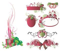 New Years Decorations Clipart by Christmas Decorations Vector Eps Free Download Logo Icons Clipart
