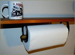 under cabinet paper towel holder target rack under counter towel rack bathroom holder cabinet mounted