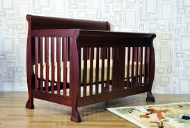 Solid Back Panel Convertible Cribs Davinci Porter 4 In 1 Convertible Crib N Cribs