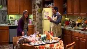 raj prissy on his thanksgiving cooking tbbt 7x09 the