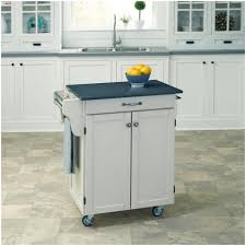 kitchen white kitchen cart with stainless steel top w quartz top