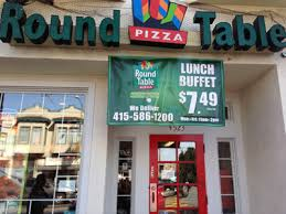 Round Table Lunch Buffet by San Francisco Absentee Run Round Table Pizza Franchise For Sale