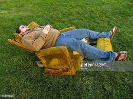 reclining chair stock photos and pictures getty images