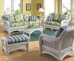 Sun Room Furniture Ideas by Furniture Cool Wicker Sunroom Furniture Sets And Seat Cusions