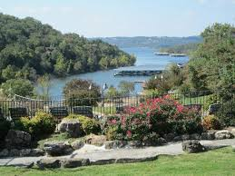 how big is table rock lake table rock lake from one of the pool areas picture of the