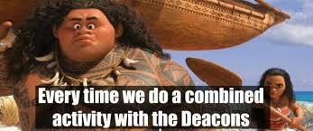 the best mormon memes from the disney movie moana moana disney