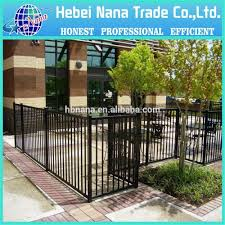specrail fence reviews aluminum garden gates fencing whole solid