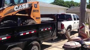 Dodge Ram 3500 Weight - 07 dodge ram 5 9 cummins pulling towing case sr175 skid steer on