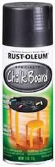 rust oleum black specialty chalkboard spray walmart com