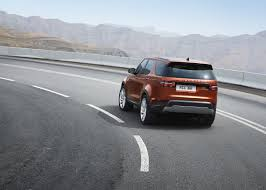 mini land rover rover reveals new discovery