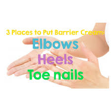 where to put barrier cream here you go sunless tanning tips lotion
