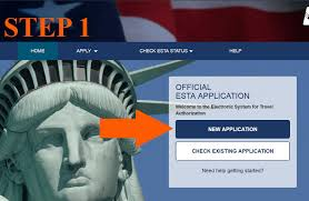 electronic system for travel authorization images The visa waiver application form png