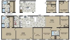 Double Wide Floor Plans With Photos Double Wide Mobile Home Floor Plans Double Wide Home Cairo Ny