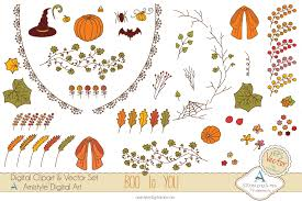halloween clipart new release boo to you halloween clip art set amistyle