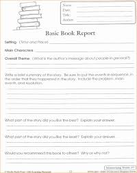 grade book report template book report template 4th grade professional and high quality