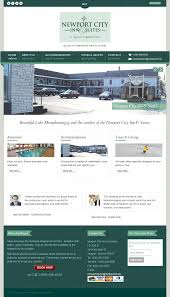 Vermont Traveling Websites images Newport city inn suites alpine vermont web design vt website png