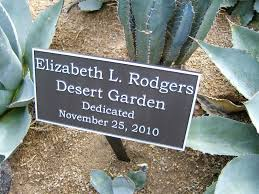 outdoor memorial plaques memorial plaques remembrance plaques with style woodland