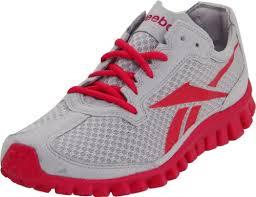 amazon nike running shoes black friday sale reebok women u0027s realflex running shoe steel overtly pink 9 5 m us