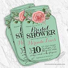 jar bridal shower invitations jar bridal shower invitations laughing pandas