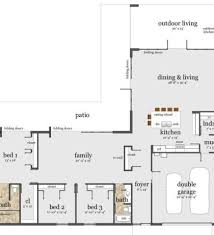 Shaped House Plans L Shaped House Plans With Pool Various Size L - L shaped home designs