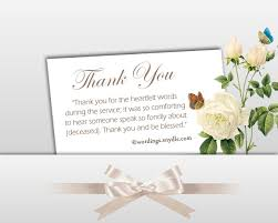 Funeral Service Announcement Wording Sympathy Thank You Notes Wordings And Messages
