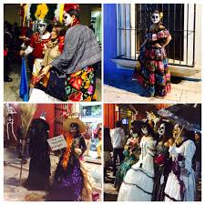 day of the dead costumes spirit halloween experiencing dia de los muertos in oaxaca without a tour