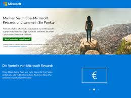 si e de microsoft microsoft rewards treueprogramm auch in deutschland verfügbar