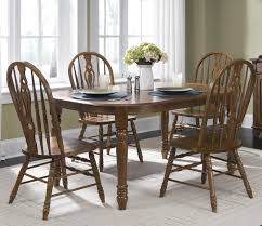 liberty furniture old world casual dining 18 cd 5lts five piece