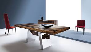 modern dining room tables dining room table modern gingembre co