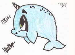 narwhal drawing sabertooth06 2017 jul 13 2014