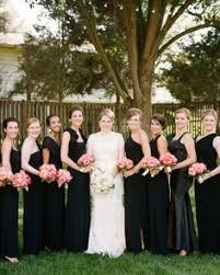 Pink And Black Bridesmaid Dresses Coral Bridesmaid Dress I Do Pinterest Coral Bridesmaid
