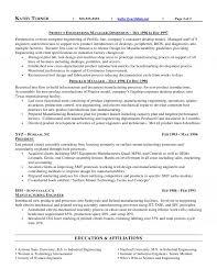 Product Resume Executive Resume