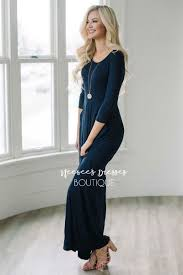 navy maxi dress navy maxi modest with pockets best online modest boutique for