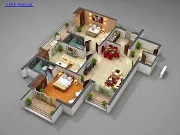 House Design Ideas Floor Plans 3d 260 Best 3d Floor Plans Images On Pinterest Floor Plans Guest