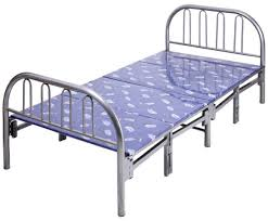 Folding Bed Frame Aft Metal Foldable Bed 190 X 90 Cm Price Review And Buy In
