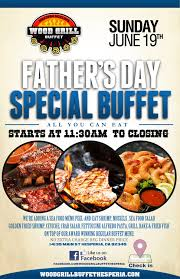 How Much Is Wood Grill Buffet by Father U0027s Day Brunch 2016