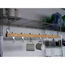 hakenleiste küche hängeleiste hakenleiste küchenleiste küche regal leiste ebay