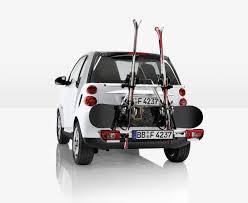 porta snowboard auto smart fortwo winter gift edition autoevolution