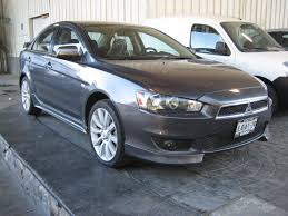 lancer mitsubishi 2009 lancer gts gris 2009 youtube